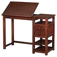 Drafting Computer Desk Amazon Com Tilt Top Drafting Table Desk Workstation For Home And