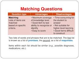 Possible Objectives For Resumes Tips For Constructing Objective Written Exam Questions