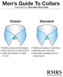 4 common shirt collar styles an overview of men u0027s dress shirt