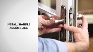 handle replacement on andersen full lite self storing storm doors