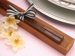 engraved chopsticks personalized engraved chopsticks asian theme wedding favors