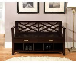 Entryway Storage Bench Canada by Bench Impressive Entryway Bench With Shoe Storage Compartments
