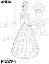 elsa and anna coloring pages to print frozen anna coloring pages and coloring and frozen coloring pages