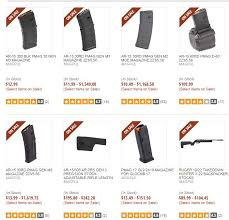 black friday cyber monday gun deals 2017 pew pew tactical