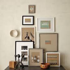 Home Decor Photo Frames Gallery Frames Black West Elm