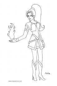 coloring pages female coloring pages female warrior coloring