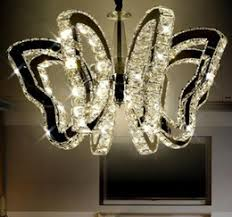 Butterfly Chandelier Discount Led Butterfly Chandelier 2017 Led Butterfly Chandelier