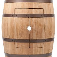 Wine Barrel Vanity Barrel Vanity Package With Bath Tub Vessel Sink And Vessel Filler