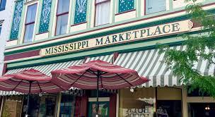 mississippi marketplace hannibal mo shopping visit hannibal