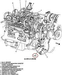 1997 chevy c1500 5 7l truck won u0027t crank after intake manifold