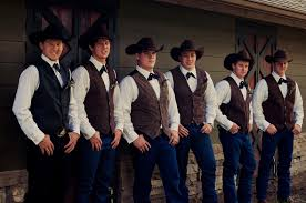 country style groomsmen attire ideas weddings and wedding