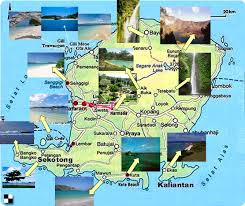 Map Of Bali Lombok Island Tours Gili Islands Tours Lombok Tour Packages