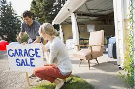 Garage Sale Organizers - how to hold an estate sale without hiring a pro