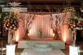 wedding decorating ideas wedding stage simple ideas decorations for reception home design