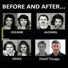 Don T Do Drugs Meme - dont do drugs do trivago meme by thedarkmemerises memedroid