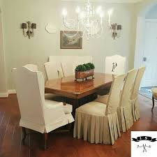 Custom Dining Room Chair Covers 122 Best Dining Chairs Images On Pinterest Dining Chairs