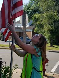 Bronco Flag Bronco U0027s Helping Hands Bronco Federal Credit Union
