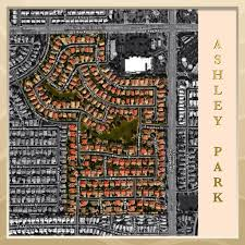 Map Of Chandler Az Ashley Park Chandler Arizona By Fulton Homes