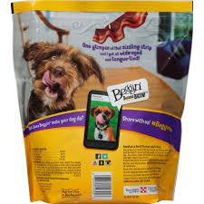 purina beggin strips thick cut hickory smoke flavor dog snacks 25