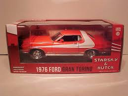 Starsky And Hutch Movie Car World Famous Classic Toys Hollywood Tv Series Diecast Toy Model