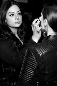 makeup artist in ny how nars makeup artist janice daoud does fashion week