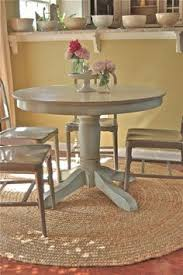 Round Rug For Dining Room Round Rug Under Dining Room Table Love This Look U003c3 Round