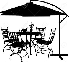 Patio Table Parasol by Garden Furniture Stock Photos U0026 Pictures Royalty Free Garden