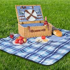 best picnic basket bestchoiceproducts rakuten best choice products 2 person wicker