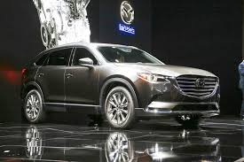 new mazda 2016 2016 mazda cx 9 hits l a show with fresh design new turbo engine