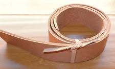 Natural Cowhide Leather Belt Blanks Leather Cut Strips Ebay