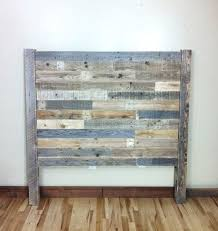 King Size Wood Headboard Catchy Reclaimed Wood Headboard King King Size Wood Headboard My