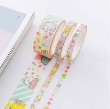 washi tape 3 piece sumikko gurashi washi tape set the washi tape shop