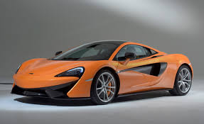 orange mclaren rear 2016 mclaren 570s dissected u2013 feature u2013 car and driver