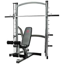 Decline Smith Machine Bench Press Marcy Sm1000 Deluxe Home Gym Smith Machine With Weight Bench