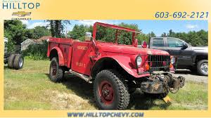 jeep fire truck for sale ron currier u0027s hilltop chevrolet is a somersworth chevrolet dealer