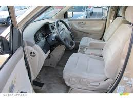 Interior Of Honda Odyssey 2001 Honda Odyssey Lx Interior Photo 58804341 Gtcarlot Com
