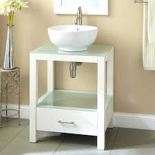 Bathroom Sinks With Storage Pedestal Sink Cabinet Pedestal Sink Storage Cabinet