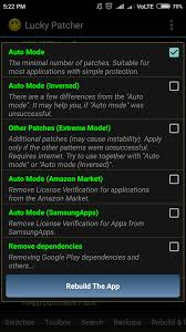 Lucky Patcher Lucky Patcher Apk For Unrooted Phones