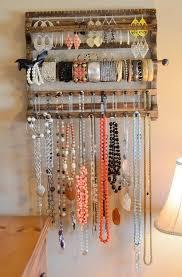 jewelry organizer ideas diy home design ideas