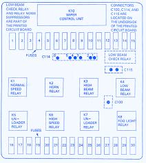 bmw e30 fuse box diagram bmw e39 2001 fuse box block circuit breaker diagram carfusebox