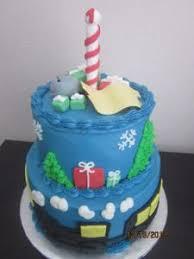 polar express party theme polar express cake party themes