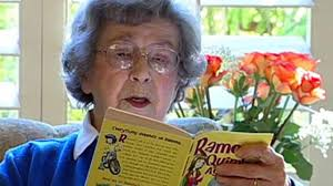 children u0027s author beverly cleary turns 101 kgw com
