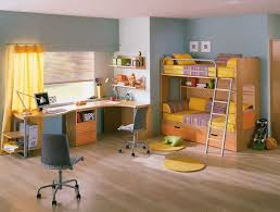 Furniture Kids Bedroom Kids Bedroom Bedroom Color Trends With Natural Wood And Grey Wall