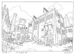 what is animation background layout u2014 steve lowtwait art