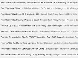 modcloth black friday 15 best black friday u0026 cyber monday email campaigns