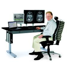 Electric Sit Stand Desk by Ergotron Mvbd60ss Anthro Elevate Standing Desk