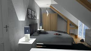amenagement chambre comble chambre dans comble amenager comble en chambre la chambre est