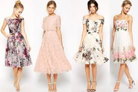 dresses for wedding guests wedding guest dresses 2017 fashiongum