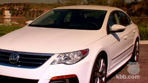 volkswagen cc 2011 video review kelley blue book youtube
