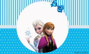 Preferidos Frozen – Kit festa infantil grátis para imprimir – Inspire sua Festa ® #CP16